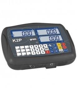 Timbangan Gram K2P indicator 01