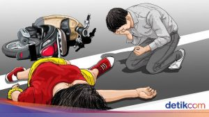 Banyak Pengendara Egois, Kecelakaan Lalu Lintas Masih Tinggi